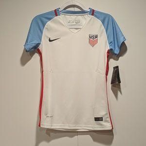 USA National Team Soccer Jersey
